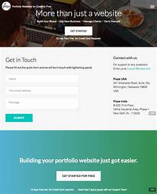Contacts Web 10 Inspirational Contact Us Page Examples To Complement