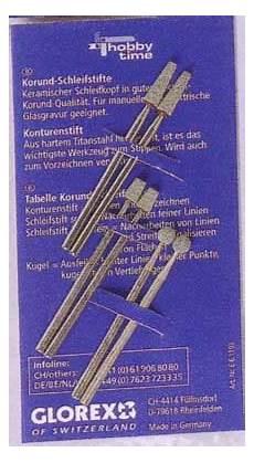 Glasritzen Werkzeug by Warengruppe Glasdeko Glasritzen