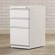 brayden studio mckamey 3 drawer mobile pedestal file