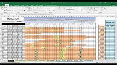 Call Schedule Template Plan And Schedule Your Call Center Agents To Predicted