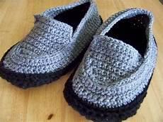 simply crochet mens slipper pattern
