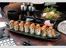 Dynamite Roll   Spicy and Made to Order Sushi   UCCI Sushi