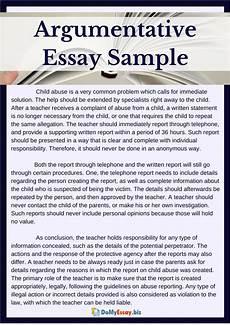 Example Essay Argumentative 10 Free Essay Samples Critical Descriptive