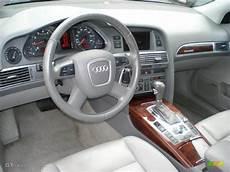 Platinum Interior 2005 Audi A6 3 2 Quattro Sedan Photo