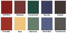 Exterior Color Chart Ips Colourful Coatings For Exterior Applications With