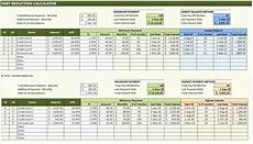 Credit Card Debt Payoff Spreadsheet Multiple Credit Card Payoff Calculator Spreadsheet