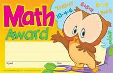 Child Award Certificate 30 Kids Math Award Children S Reward Recognition