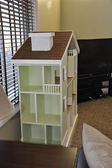 Design A Dolls House My Bookshelf Dollhouse Do It Yourself Home Projects From