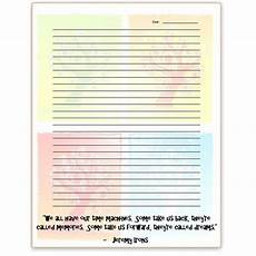 Journal Templates 10 Free Journal Templates For Microsoft Word Diary Pages