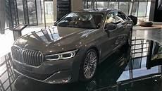 2019 bmw 7 series lci new bmw 7 series 2019 facelift walk around bmw 7 lci