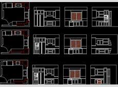 Kitchen 2D DWG Block for AutoCAD ? DesignsCAD