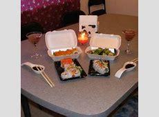 Romantic dinner for two at home    Elegant Backyard