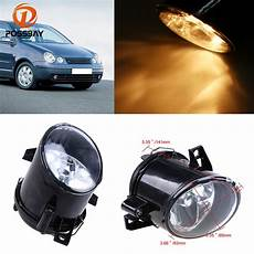 Volkswagen Polo Fog Lights Possbay For Volkswagen Polo 9n Mk4 2001 2004 Auto Car