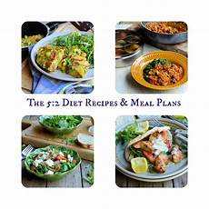 the fast diet menu planning and recipes revisited for the