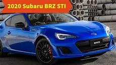 2020 Subaru Brz by 2020 Subaru Brz Sti Hatchback Redesign Price