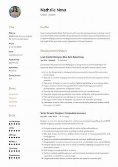 Resume Graphics Graphic Designer Resume Amp Writing Guide 12 Resume