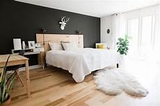 Black Walls In Bedroom Paint A Black Wall In The Bedroom