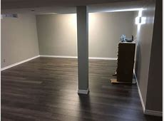 Basement Flooring   LMC Construction and Carpentry