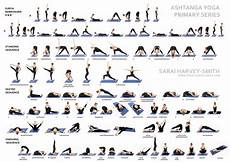 Vinyasa Yoga Poses Chart Category Postures Studio Yoga Amp Pilates Perpignan