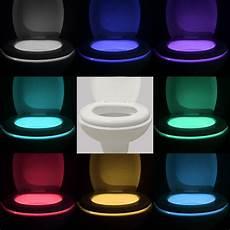 Sensor Toilet Light Led Body Sensing Motion Sensor Automatic Led Night Light