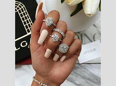 20  Square Wedding Ring Designs, Trends, Models   Design