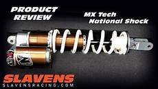 Shock Technician Mx Tech Shock Product Review Youtube
