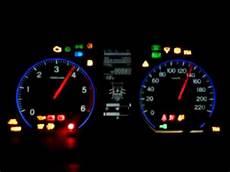 2004 Honda Crv Dashboard Lights 2009 Honda Cr V Gauges Diagnostic Youtube