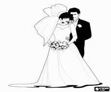 Malvorlagen Gratis Hochzeitspaar Ausmalbilder Die Sehr Eleganten Hochzeitspaar Zum Ausdrucken