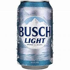 Busch Light Busch Light Cans World Beverage