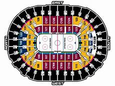 Gund Arena Seating Chart Seating Charts Quicken Loans Arena Official Website