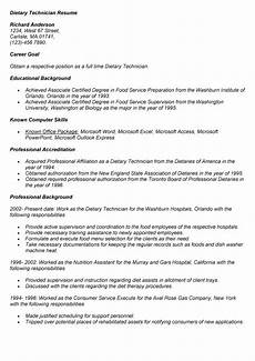 Dietary Aide Resume Dietary Aide Cover Letter No Experience All Articles