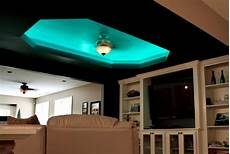 Drop Ceiling Cove Lighting Led Color Changing Ceiling Cove Lighting Eclectic