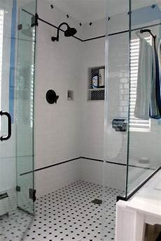 black and white bathroom tile ideas 36 black and white shower tile ideas and pictures