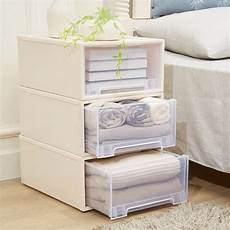 stackable drawers for clothes 20l stackable clear dust proof drawer organizer for