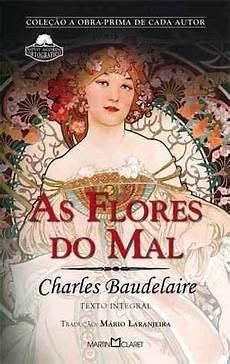 livro as flores do mal de charles baudelaire novo r