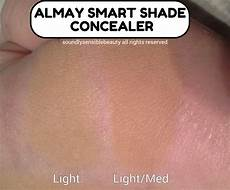 Almay Smart Shade Light Almay Smart Shade Concealer Swatches Of Shades Review