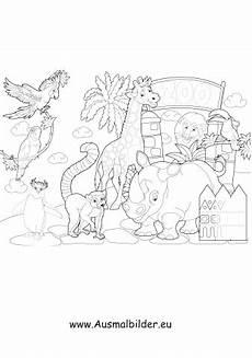Ausmalbilder Zum Ausdrucken Zoo Ausmalbild Zoo Mit Tieren Zum Ausdrucken