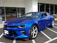 Light Blue Camaro 2017 Hyper Blue Metallic 2017 Chevrolet Camaro Ss For Sale In