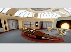 Engage! Star Trek virtual tour lets you explore the bridge