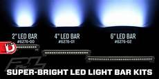 Pro Line Led Light Bar Super Bright Led Light Bar Kits From Pro Line