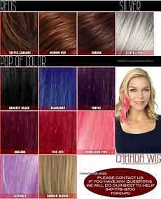 Revlon Hair Color Chart Revlon Ready To Wear Hair Colorchart