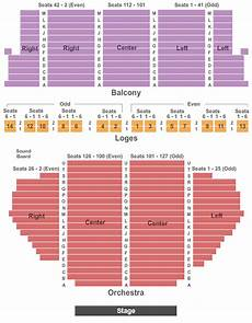 Town Hall Theatre Seating Chart Amp Maps New York