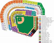 Minute Park Seating Chart With Rows And Seat Numbers At Amp T Park Seating Chart Mlb Com Giants Tickets Sf