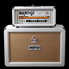 buy orange ppc212 2x12 quot speaker cabinet in white limited