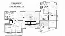 plan maison contemporaine 180m2 mc immo