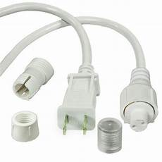 Rope Light Connectors 3 8 In Rope Light Connector Kit Flextec 10mm Conkit 5
