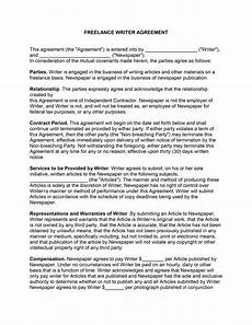 Freelance Contract Freelance Contract Template