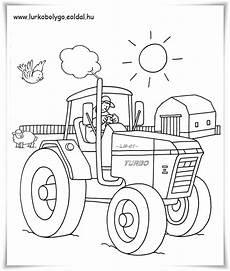 Malvorlagen Kinder Traktor Ausmalbilder Traktor Kostenlos