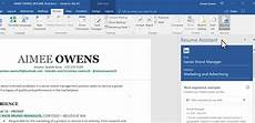 How To Create A Resume Using Microsoft Word Windows 10 Tip How To Use Linkedin And Microsoft Word To