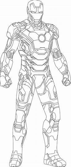 Malvorlagen Ironman Coloring Pages For Free Images Iron